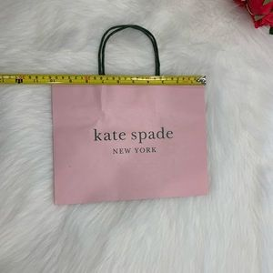 5 small size kate spade shopping bags